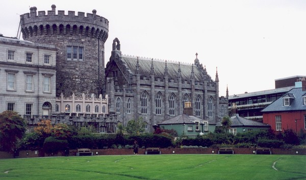Sprachschule dublin castle dr.steinfels