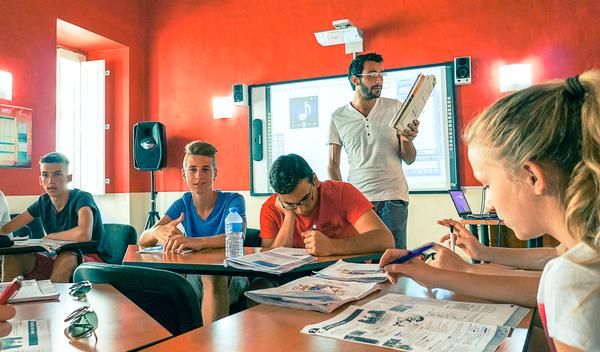 Sprachschule valetta panke