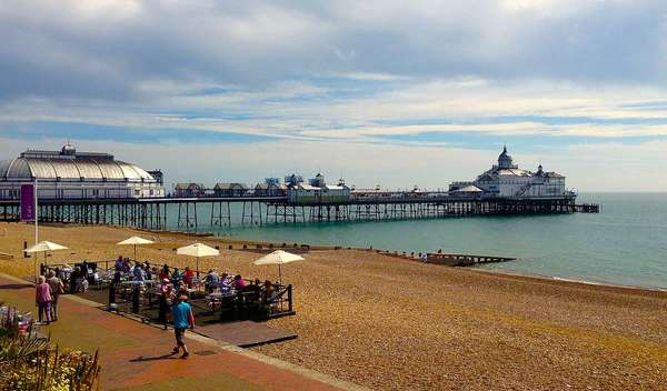 Sprachcaffe sprachschule eastbourne sightseeing