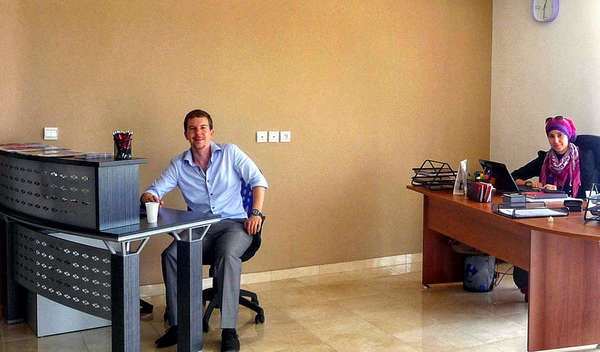 Sprachcaffe sprachschule rabat marokko