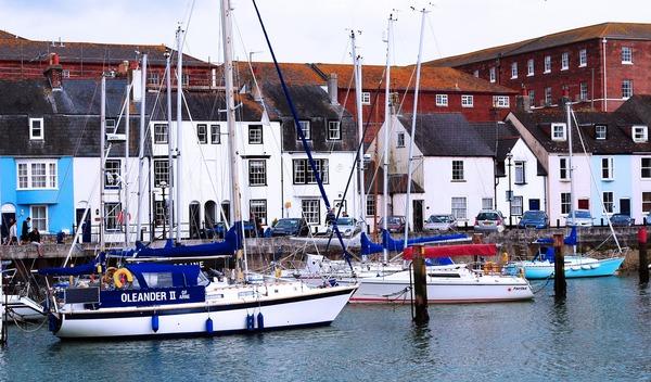 Sprachreisen weymouth hafen