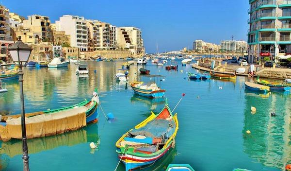 Sprachschulen malta stjulians