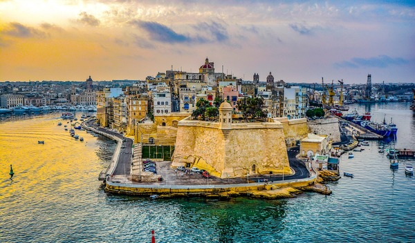 Sprachschule malta hafen