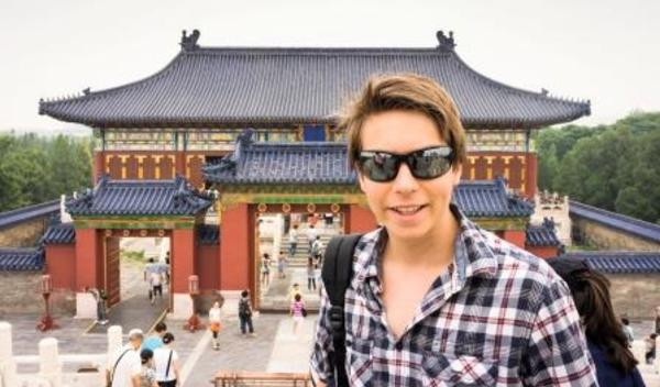 China beijing team! sprachen und reisen