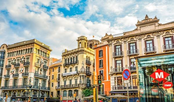 Sprachreisen spanien barcelona ramblas