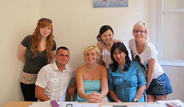 Sprachschule montpellier dr.steinfels