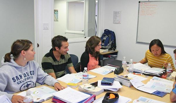 Sprachschule san diego dr.steinfels