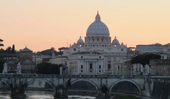 Sprachreisen nach rom