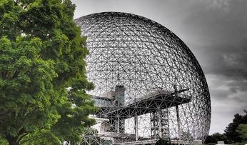 Sprachreisen montreal biosphere