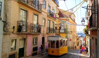 Sprachreisen portugal lissabon